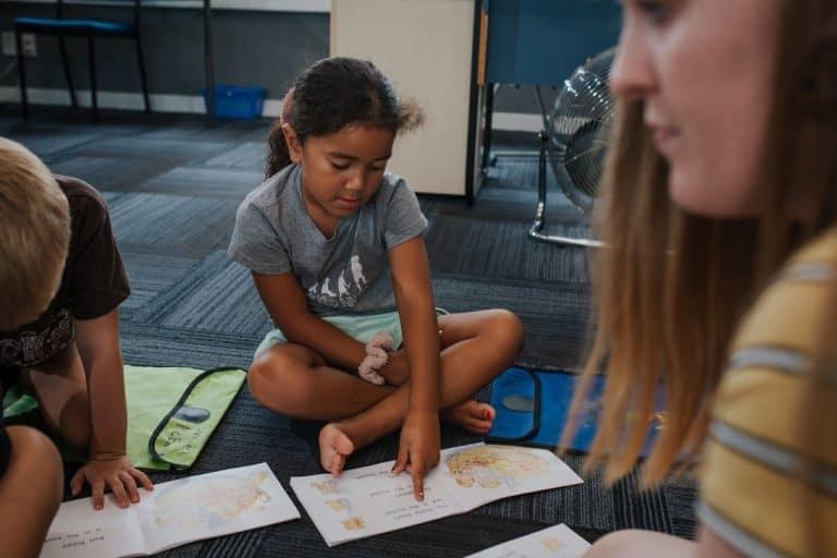 The pedagogy of reading